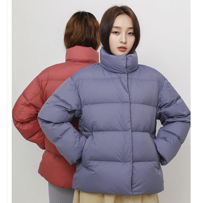 YAYA 鸭鸭 DRA06A0020 女士保暖时尚羽绒服