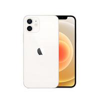 考拉海购黑卡会员:Apple 苹果 iPhone 12系列 A2404国行版 5G智能手机 白色 128GB