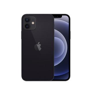 Apple 苹果 iPhone 12 5G智能手机 黑色 256GB 送快充套装