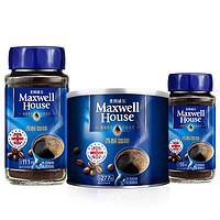 Maxwell House 麦斯威尔 香醇速溶黑咖啡