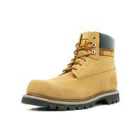 CAT卡特2020秋冬新款經典黃靴戶外透氣男鞋防滑耐磨工裝靴男靴N