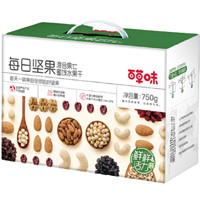 Be&Cheery 百草味 每日坚果 30包 750g