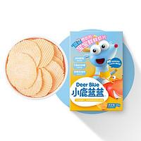 小鹿蓝蓝 宝宝鲜虾片 38g