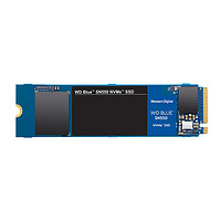 WD 西部数据 SN550 NVMe M.2 固态硬盘 1TB(PCI-E3.0)