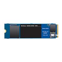 Western Digital 西部数据 WD 西部数据 SN550 NVMe M.2 固态硬盘 1TB(PCI-E3.0)
