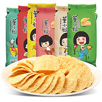 Miss Dong 董小姐 星座系列 迷你薯片 混合口味 300g*12包