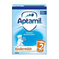 Aptamil 爱他美 婴幼儿配方奶粉 2+段 600g(24个月以上)德国进口