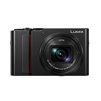 Panasonic 松下 DC-ZS220GK 1英寸数码相机 黑色(24-360mm、F3.3-F6.4)