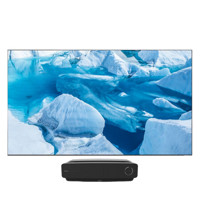 Hisense 海信 88L5V 4K激光电视 含发声屏幕