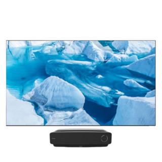 历史低价 : Hisense 海信 88L5V 4K激光电视 含发声屏幕