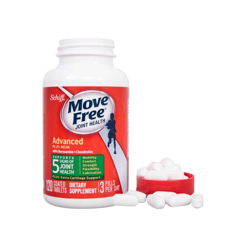 Move Free 益节 氨糖软骨素 120粒 绿瓶