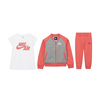 88VIP : Nike耐克官方NIKE AIR FLEECE THREE-PIECE 婴童套装三件套HA3334