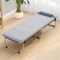 双鑫达 折叠床 单人床 办公室午睡午休床 简易床 陪护床 B-52 含棉垫