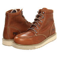 Timberland  Barstow Wedge Soft Toe 男女同款真皮靴