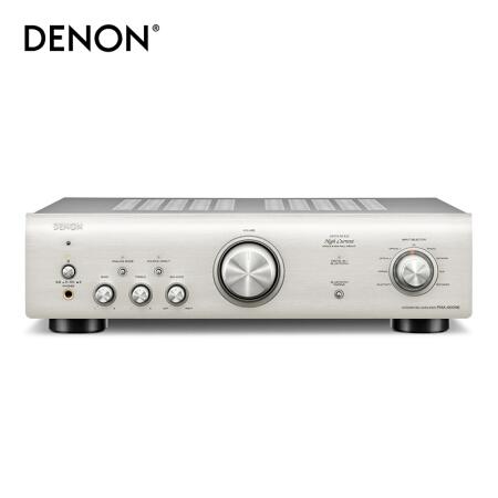 DENON 天龙 600Hi-Fi系列 PMA-600NE 音响 银色