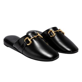GUCCI 古驰 女士平底穆勒鞋 601597 D3V00 1000