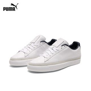 PUMA 彪马 BASKET TRIM BLOCK 369991 男女款休闲鞋