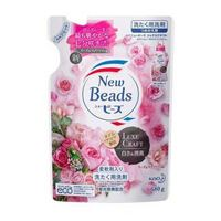 京东PLUS会员:KAO 花王 含柔顺剂洗衣液 玫瑰香 替换装 680g *3件