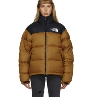 The North Face 北面 Tan Down 1996 Retro Nuptse Jacket 羽绒夹克
