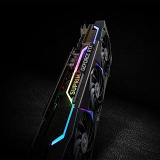 MSI 微星 GeForce RTX 3090 SUPRIM X 24G 超龙 显卡 24GB