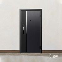 有品爆款:小白 H1 一体化智能防盗门(米家智能联动)