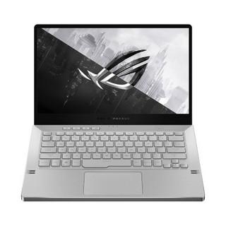 ROG ROG幻14 轻薄商务办公设计师14英寸2K屏游戏笔记本电脑(锐龙R9-4900HS 8核 7nm 16G 512G RTX2060MaxQ)经典白