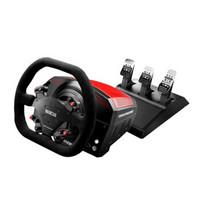 图马思特(THRUSTMASTER)TSXW Racer 竞技者方向盘 P310赛车方向盘 T3PA三项踏板 Xbox one Xbox Series X/S