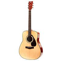 雅马哈自营F600 民谣吉他 雅马哈吉他 初学入门吉他男女木吉它jita乐器 木吉他 圆角 41英寸