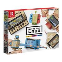 Nintendo 任天堂 LABO五合一纸箱游戏 NS游戏卡带