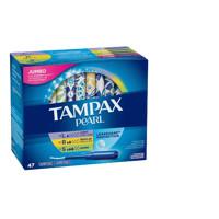 TAMPAX 丹碧丝 珍珠系列塑胶导管式卫生棉条
