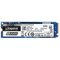 Kingston 金士顿 A2000 NVMe M.2 固态硬盘 500GB(PCI-E3.0)
