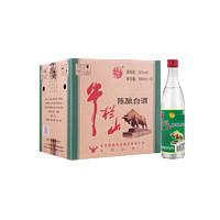 Niulanshan 牛栏山 传统牛栏山系列 白牛二 52%vol 浓香型白酒