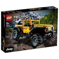 百亿补贴:LEGO 乐高 科技系列 42122 Jeep牧马人