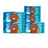 Kleenex 舒洁 湿纸巾 40片*3包+10片*2包