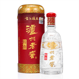 LUZHOULAOJIAO 泸州老窖 特曲 52%vol 浓香型白酒 500ml 礼盒装