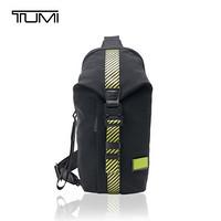 途明(TUMI)  Tahoe系列 男士/中性商務旅行高端時尚胸包/腰包 0798675DBLE 灰黑色