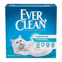 Ever Clean 铂钻 膨润土猫砂 白标 25磅