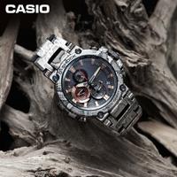 CASIO 卡西欧 G-SHOCK MTG-B1000 非洲岩蟒纪念表款 男士石英表
