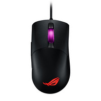 ROG 玩家国度 月刃 有线鼠标 16000DPI RGB 黑色