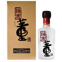 董酒 国密 方印 54%vol 董香型白酒 500ml 单瓶装