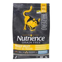 NUTRIENCE 哈根纽翠斯 黑钻系列 鲜活禽肉口味冻干全猫粮