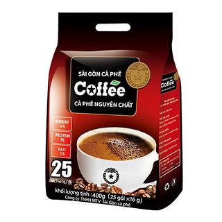 SAGOcoffee 西贡咖啡  中度烘焙 速溶咖啡 400g