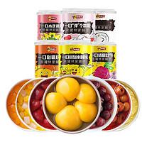 林家铺子 水果罐头 混合口味 425g*6罐