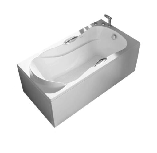 ARROW 箭牌卫浴 优享系列 AE6105SQ 亚克力防滑浴缸 普通款 1.5m