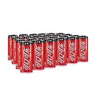 Coca-Cola 可口可乐 无糖零度汽水 330ml*24罐