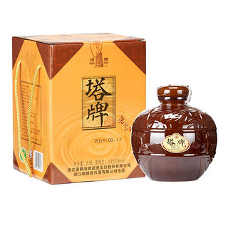 塔牌 绍兴黄酒 甜型黄酒  2.5L