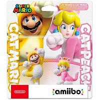 中亚Prime会员、新品发售:amiibo 猫马里奥和猫桃(Nintendo Switch)
