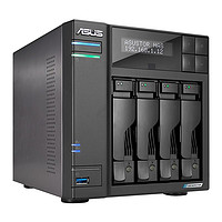 ASUSTOR 爱速特 AS6604T 4盘位NAS (J4125、4GB)