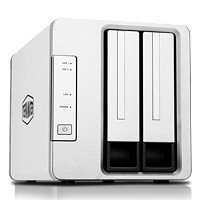 TERRAMASTER 铁威马 F2-210 2盘位NAS NAS网络存储服务器