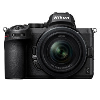 Nikon 尼康 Z 5 全画幅 微单相机 黑色 Z 24-50mm F4 变焦镜头 单头套机